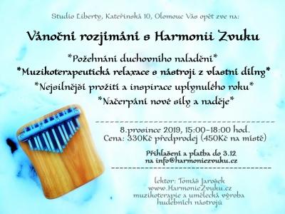 Rozjímání v Olomouci 2019
