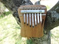 Kalimba 7 tónů dub