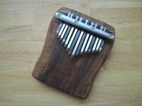 Kalimba 15 tónů ořešák