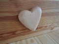 Březové srdce