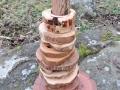 A tady už hotová věž