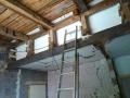 Betonování v dílně